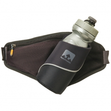 Nathan Triangle hydration belt black